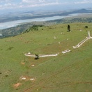 Arial View Spionkop